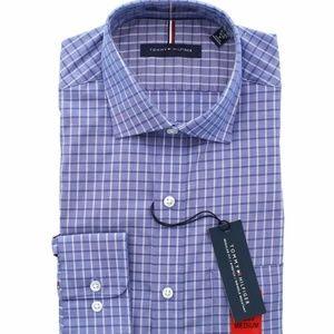 Tommy Hilfiger Men's Regular Fit Dress Shirt XL